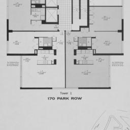 Chatham Towers, 170 Park Ro...