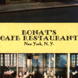 Bonat's Café Restaurant New...