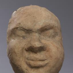 Face For A Hand Puppet