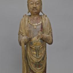 Bodhisattva Standing on a L...