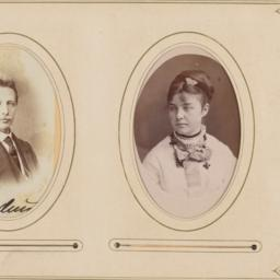 Two Images: Unidentified Ma...
