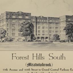 """Forest Hills South """"Suburba..."""