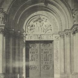The     Central doorway: St...