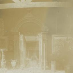 [Louis Haggin house , inter...