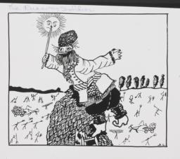 Illustration of a fool