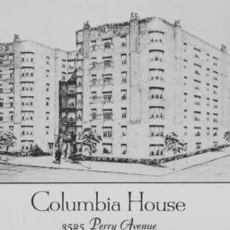 Columbia House, 3525 Perry ...