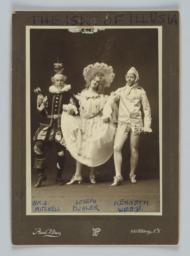 Cast of Isle of Illusia, Columbia Varsity Show