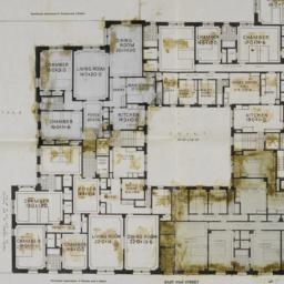 1155 Park Avenue, [floor Plan]