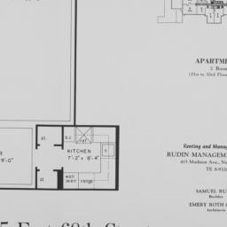 215 E. 68 Street, Apartment J