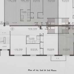 550 E. 82 Street, Plan Of 1...