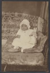 Harrison, Ilva, daughter of William Harrison, undated : photograph