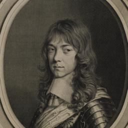 Portrait of Godefroi-Mauric...