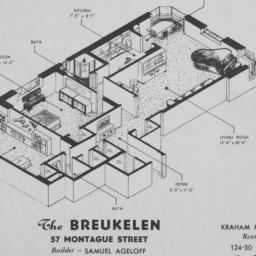 Breukelen, 57 Montague Stre...