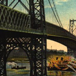 New-York Williamsburg Bridge