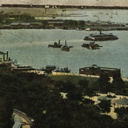 Governor's Island New York.