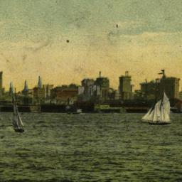New York from Hoboken