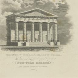 Bowery Theatre, New-York
