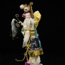 Chang Kuo-lao Figurine