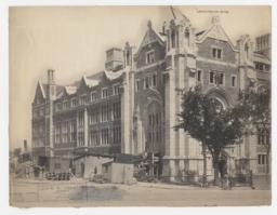 Union Theological Seminary. Administration Building