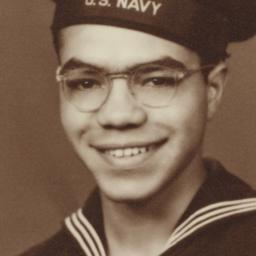 Ulysses Kay in Navy Uniform