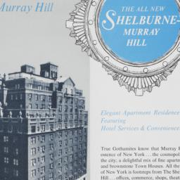 Shelburne-murray Hill, 303 ...