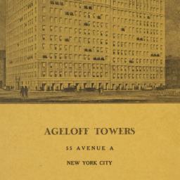 Ageloff Towers, 55 Avenue A