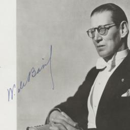 Colonel W. de Basil Autogra...