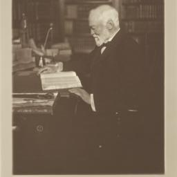 Photograph of Andrew Carneg...