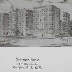 Windsor Plaza, 40-71 Elbert...