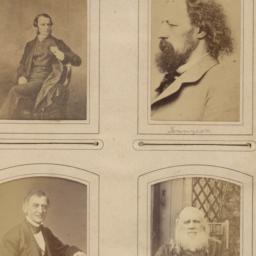 Four Images: Unidentified M...