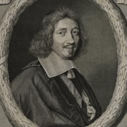 Portrait of Michel Le Telli...