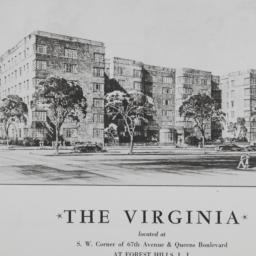 The     Virginia, 67 Avenue...