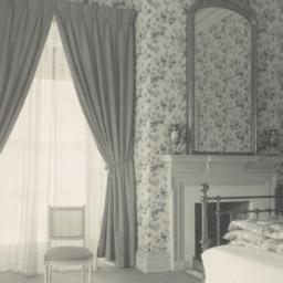 [White House, guest bedroom...