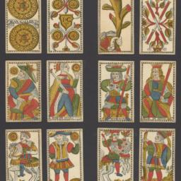 Albert Field Collection of Playing Cards