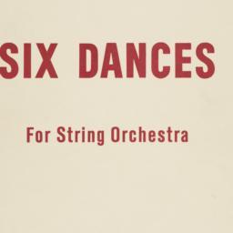 Six Dances