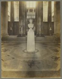 [Columbia University, Low Library, interior]
