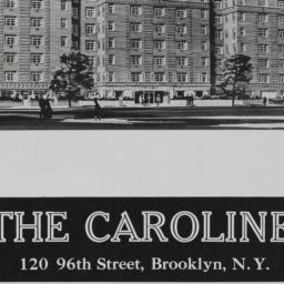 The     Caroline, 120 96 St...