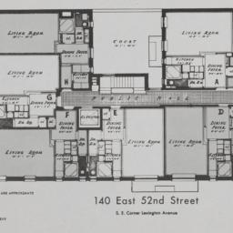 140 East 52nd Street