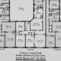 528 W. 111 Street, Typical ...