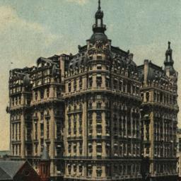 The     Ansonia, Broadway a...