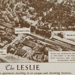 The     Leslie, 150 Greenay...