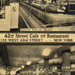 42nd St. Café and Restauran...