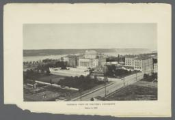 General View of Columbia University