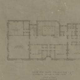 House for James Stillman, E...