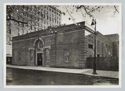 Brander Matthews Hall