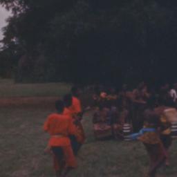 Ghana Dancers
