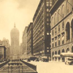 [Park Avenue Looking South ...