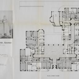 880 Fifth Avenue, Plan Of F...