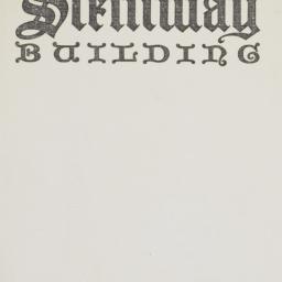 Steinway Building, 109-113 ...