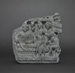 Adoration of the Buddha